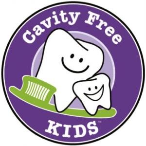 Cavity Free Kids logo
