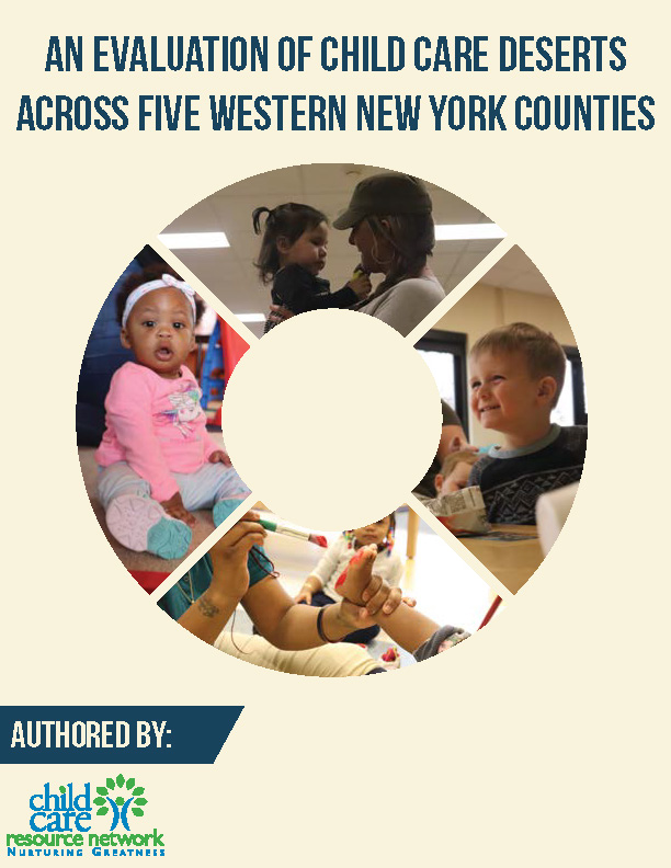 An Evaluation of Child Care Deserts Across Five Western New York Counties