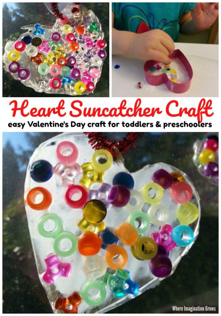 Heart sunsnatcher craft